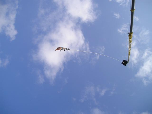 ile kosztuje skok na bungee